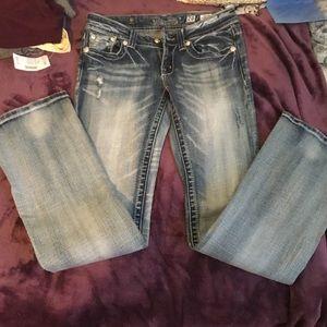 Miss Me Boot Cut Jean's 28